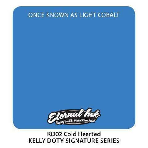 Eternal KD Cold Hearted - Kelly Doty Resurrection