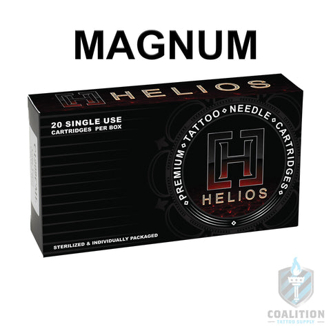 Helios Black Box Non-Membrane Cartridges