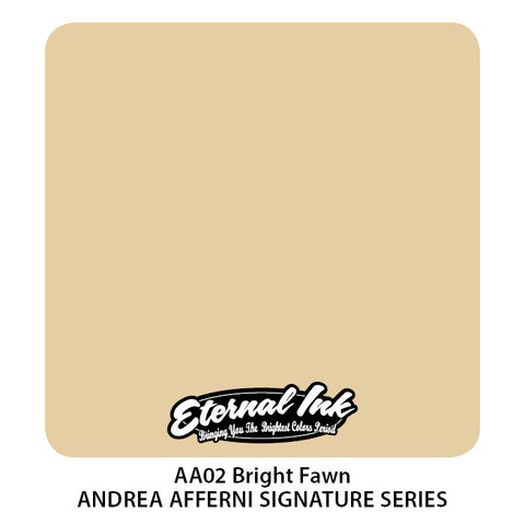 Eternal Ink Andrea Afferni Portrait Set-Bright Fawn