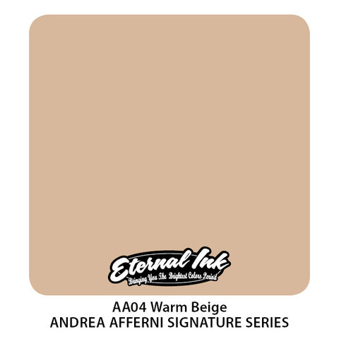 Eternal Ink Andrea Afferni Portrait Set-Warm Beige