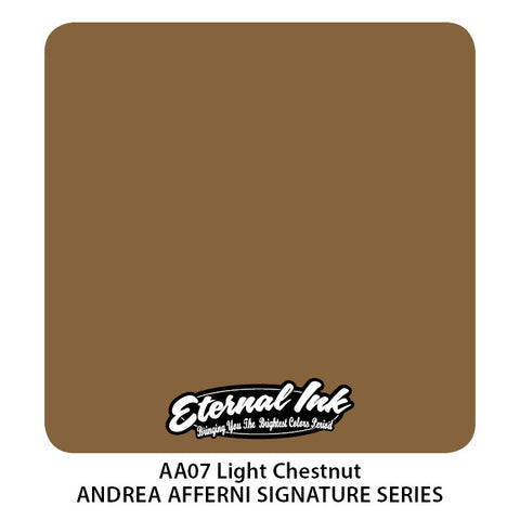 Eternal AA Light Chestnut - Andrea Afferni Portrait