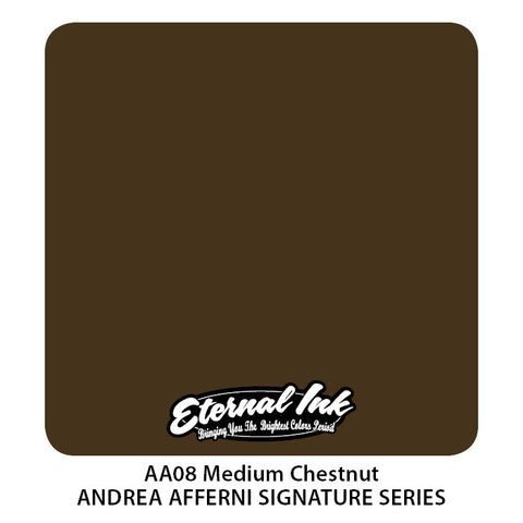 Eternal AA Medium Chestnut - Andrea Afferni Portrait
