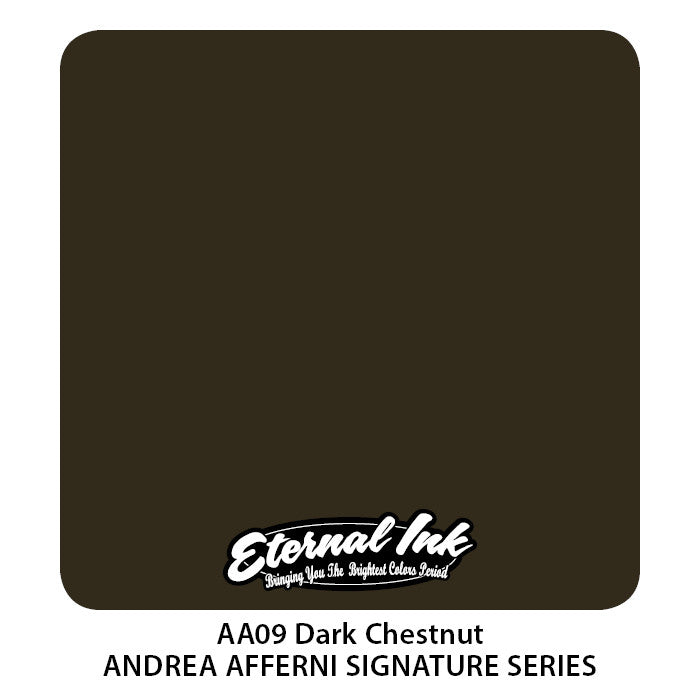 Eternal Ink Andrea Afferni Portrait Set-Dark Chestnut