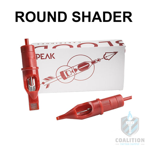 Peak Blood Round Shader