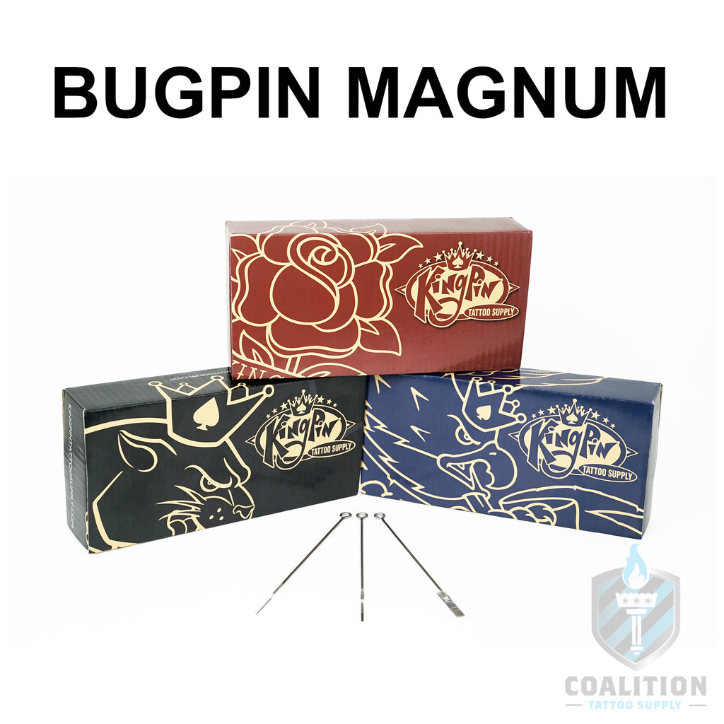 Kingpin Bugpin Magnum Needles