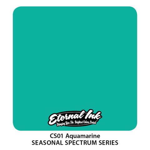Eternal Ink  Seasonal Spectrum Set - Aquamarine
