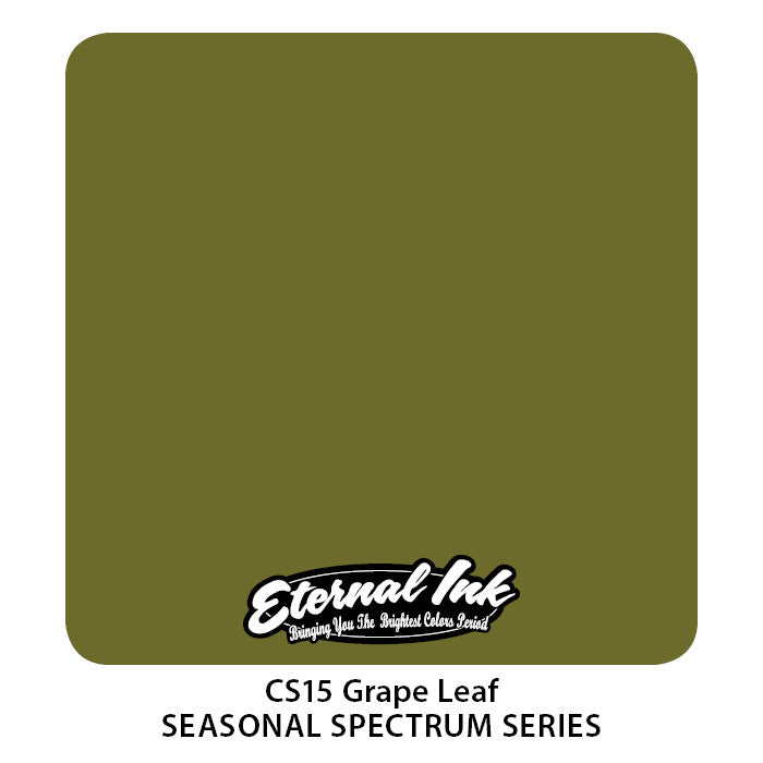 Eternal Ink Seasonal Spectrum Set - Grape Leaf