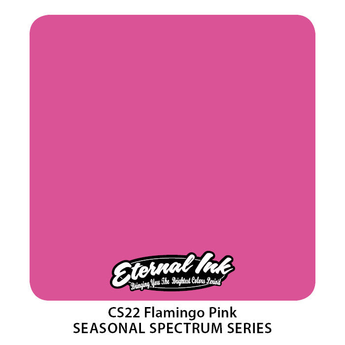 Eternal Ink Seasonal Spectrum Set - Flamingo Pink