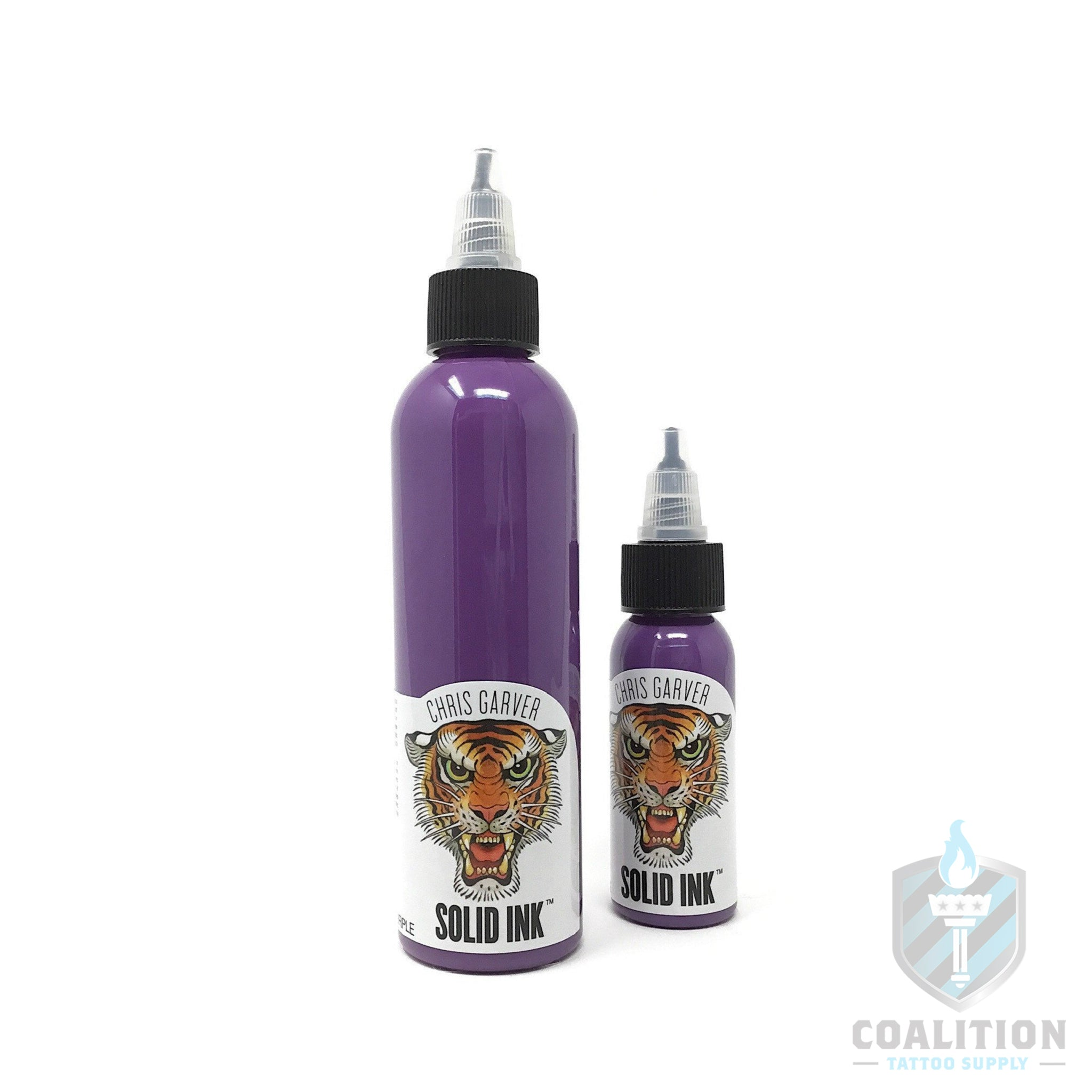 04a57e675 Solid CG Dirty Purple - Chris Garver – Coalition Tattoo Supply