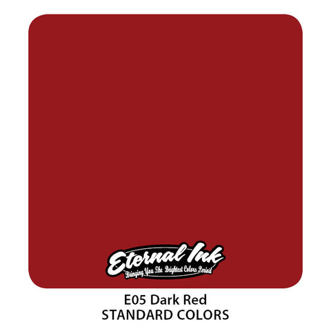 Eternal Ink - Dark Red