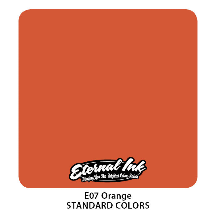 Eternal Ink - Orange