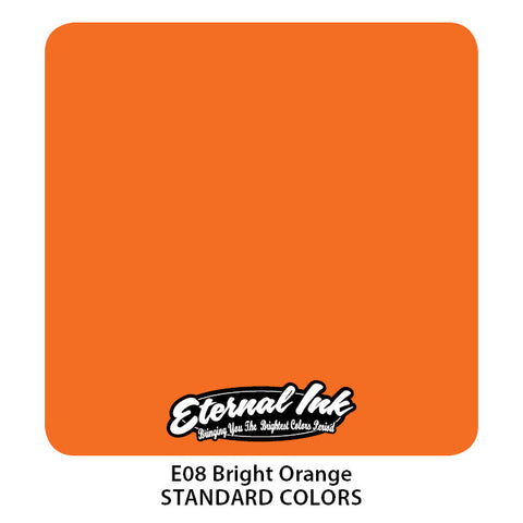 Eternal Ink - Bright Orange