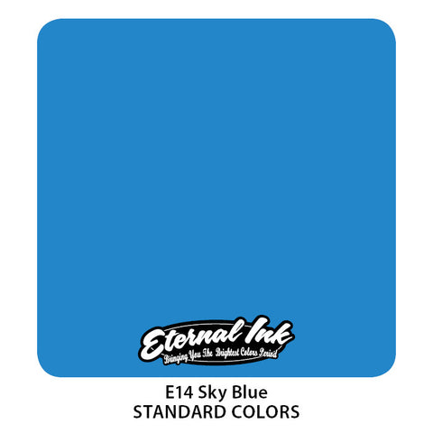 Eternal Ink - Sky Blue