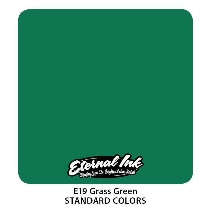 Eternal Ink - Grass Green