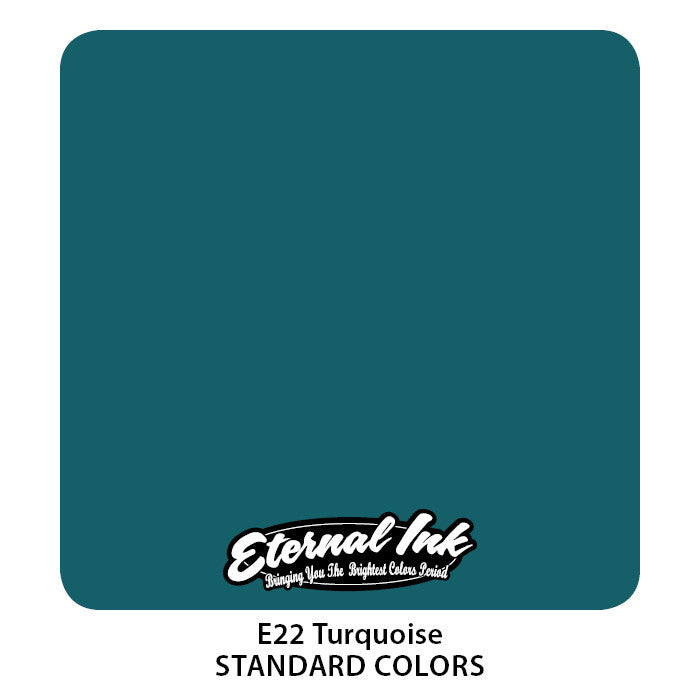 Eternal Ink - Turquoise