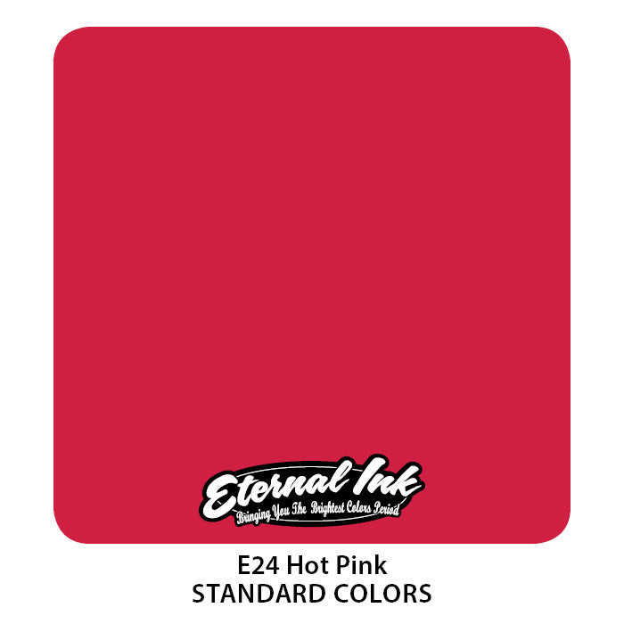 Eternal Ink - Hot Pink
