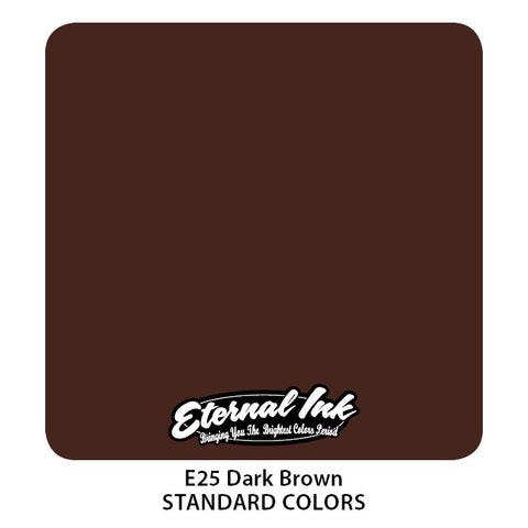 Eternal Ink - Dark Brown