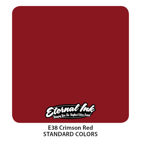 Eternal Ink - Crimson Red