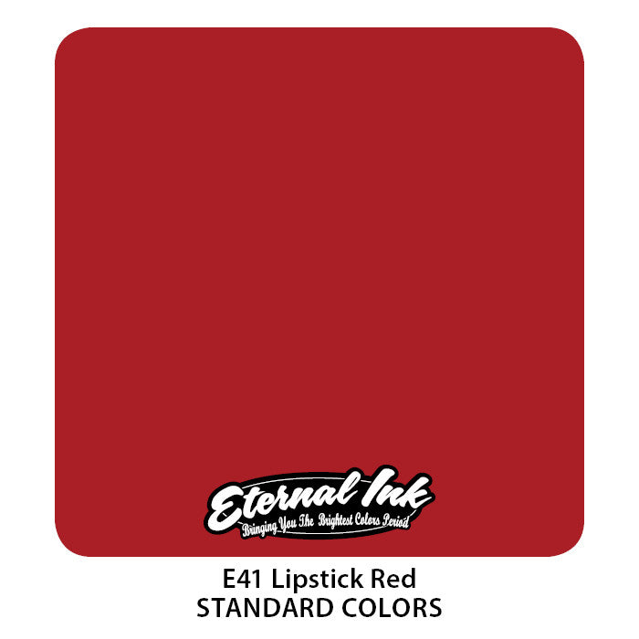 Eternal Ink - Lipstick Red