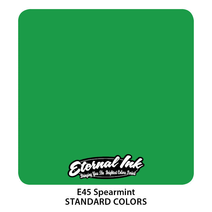 Eternal Ink - Spearmint