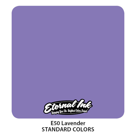 Eternal Ink - Lavender