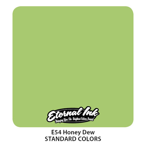 Eternal Ink - Honeydew