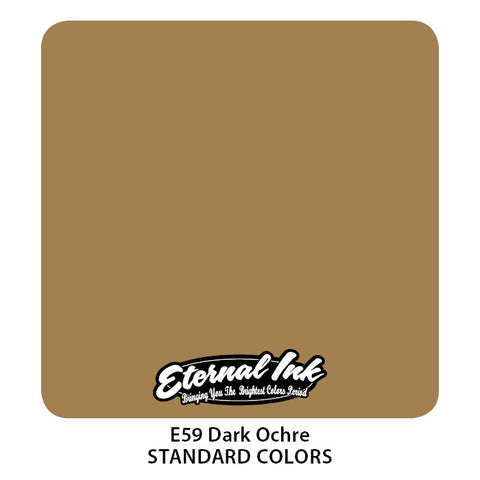 Eternal Ink - Dark Ochre