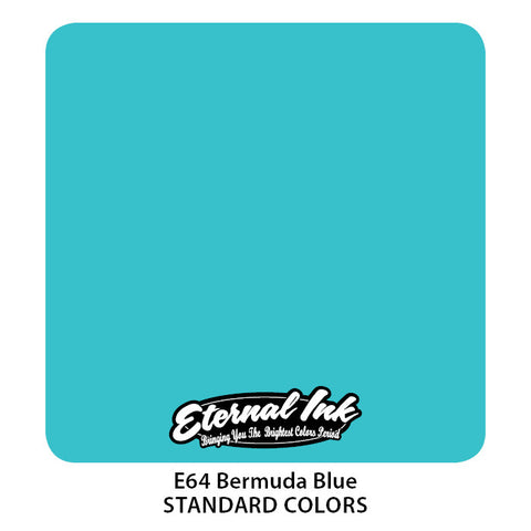 Eternal Ink - Bermuda Blue