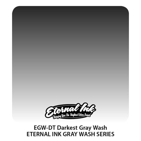 Eternal Ink - Darkest Gray Wash
