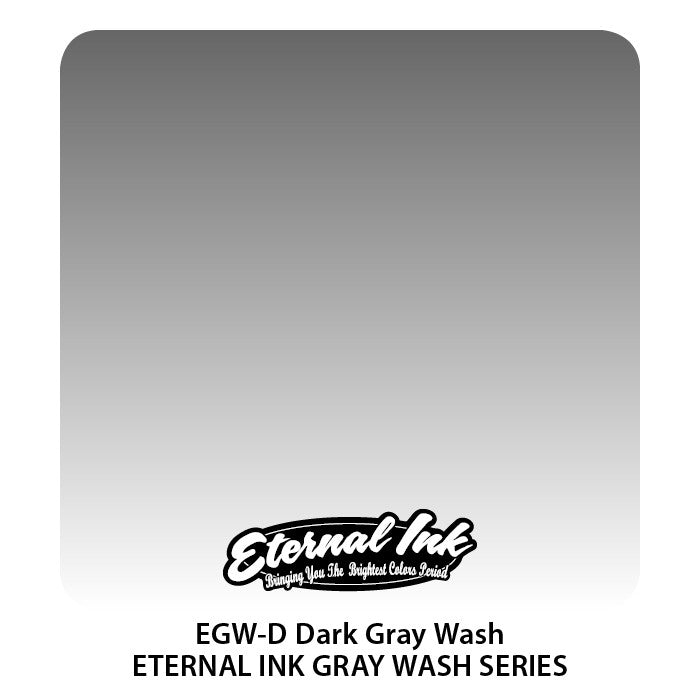 Eternal Ink - Dark Gray Wash