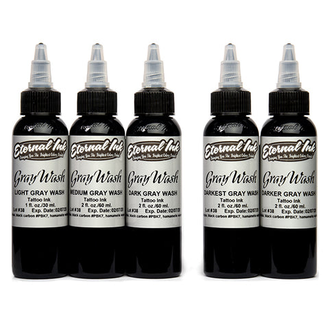 Eternal Ink Gray Wash Set