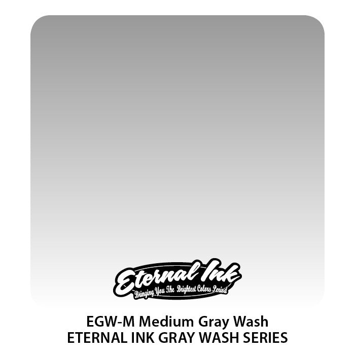 Eternal Ink - Medium Gray Wash