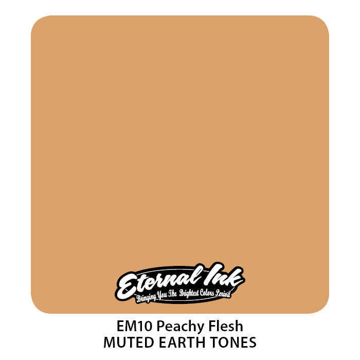 Eternal EM Peachy Flesh - Muted Earth