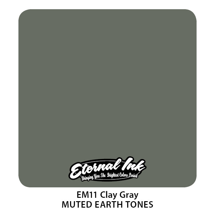 Eternal Ink Muted Earth Set - Clay Grey