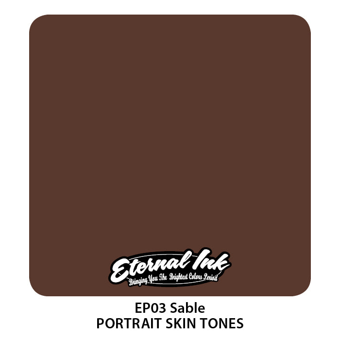 Eternal Ink Portrait Skin Tone Set - Sable