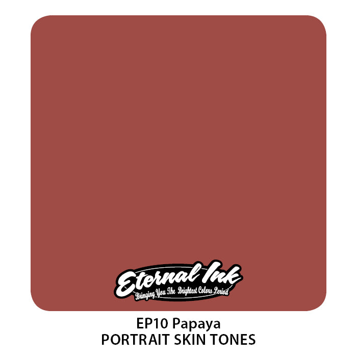 Eternal Ink Portrait Skin Tone Set - Papaya