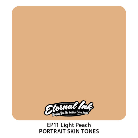 Eternal EP Light Peach - Portrait Skin Tone