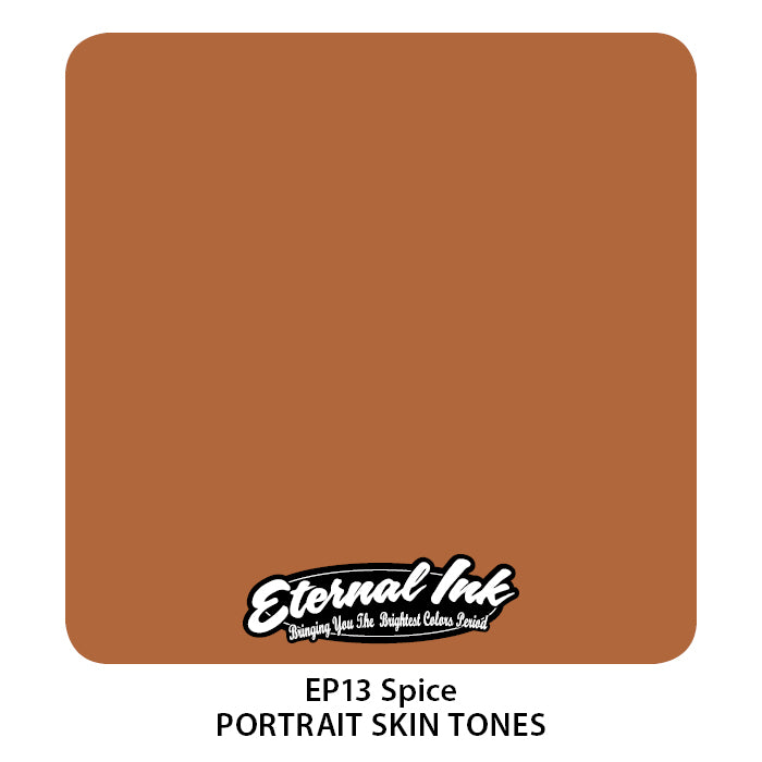 Eternal Ink Portrait Skin Tone Set - Spice