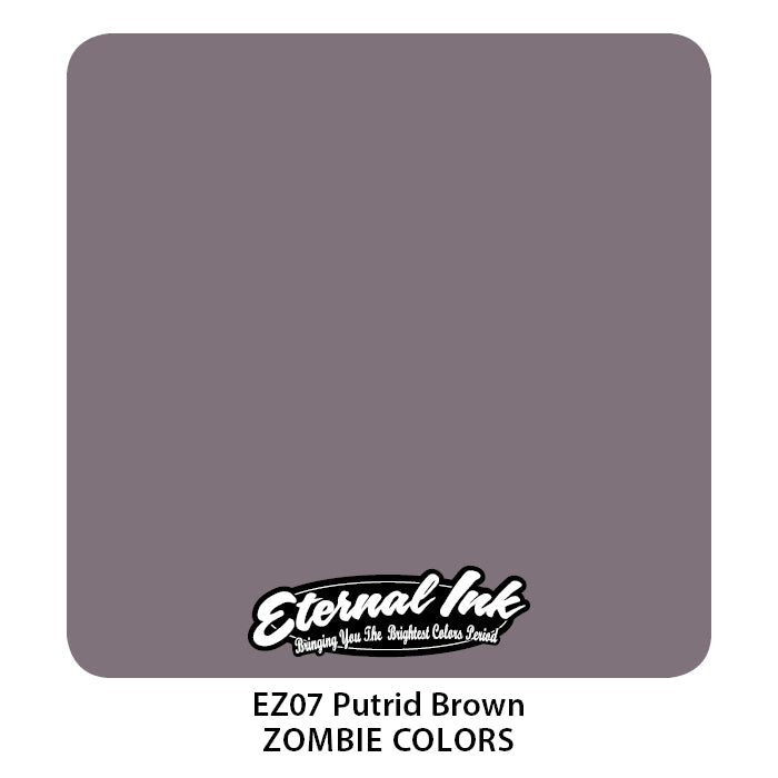 Eternal EZ Putrid Brown - Zombie Colors