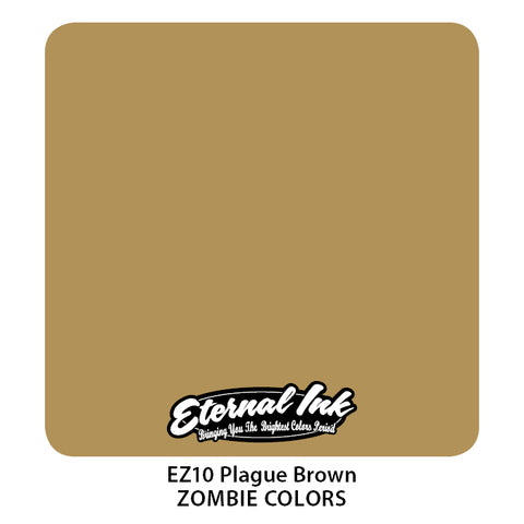 Eternal EZ Plague Brown - Zombie Colors