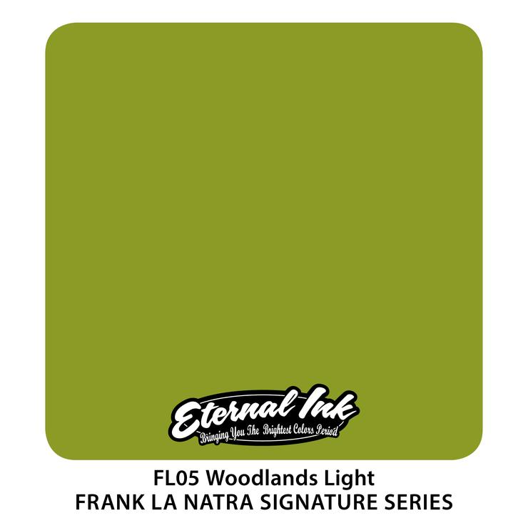 Eternal Ink Frank LaNatra Set - Woodland Light