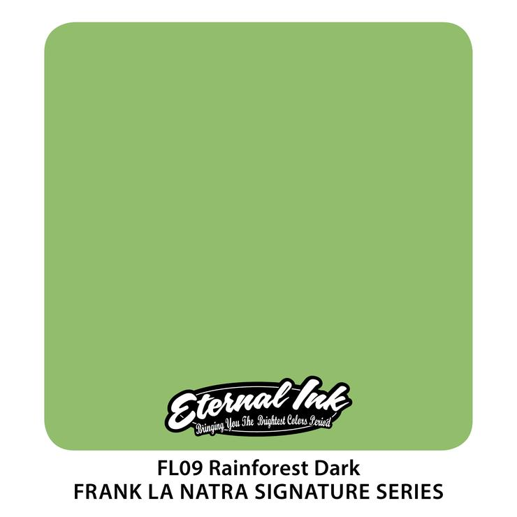 Eternal Ink Frank LaNatra Set - Rainforest Light