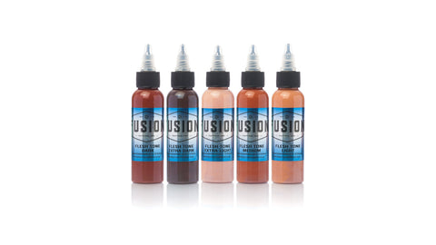 Fusion Ink - Flesh Tone Set