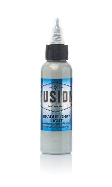Fusion Ink - Opaque Grey Light
