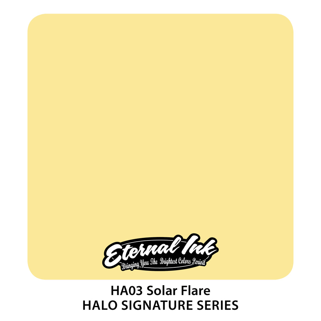 Eternal Ink Halo Fifth Dimension Set - Solar Flare