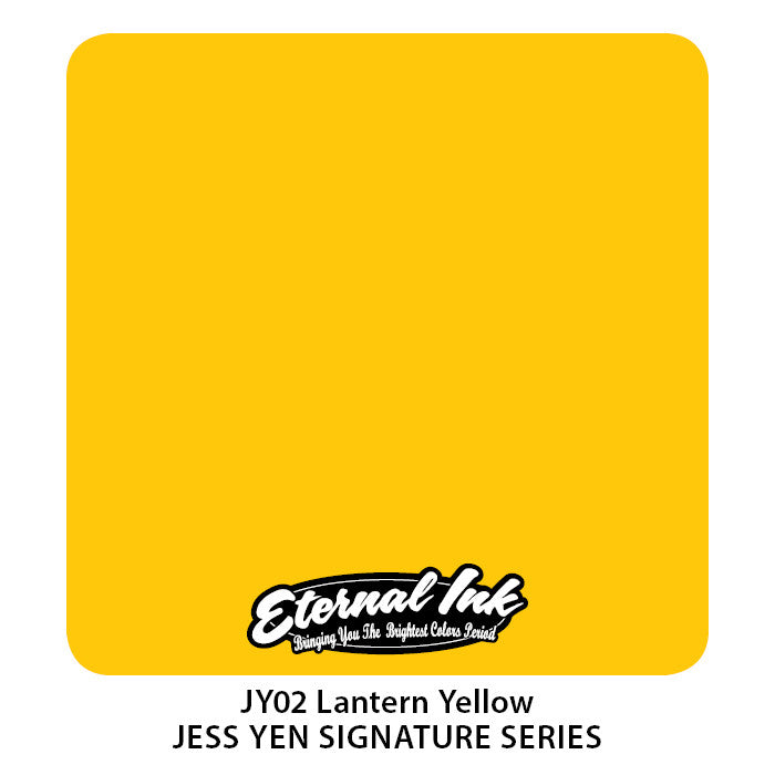 Eternal Ink Jess Yen Set - Lantern Yellow