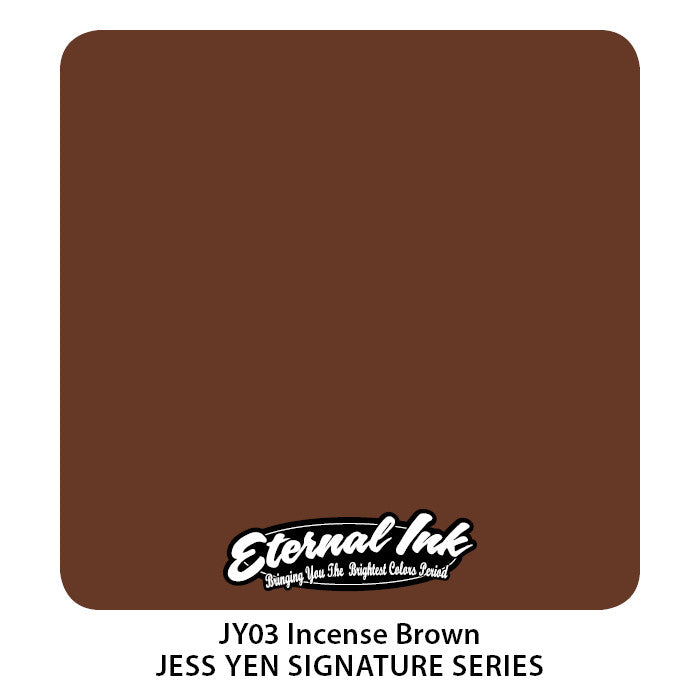 Eternal Ink Jess Yen Set - Incense Brown