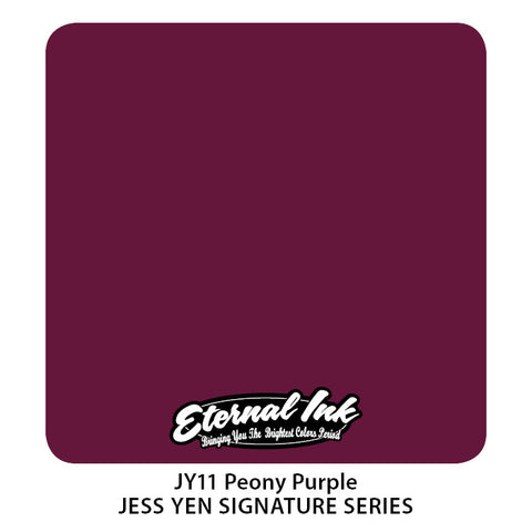 Eternal Ink Jess Yen Set - Peony Purple