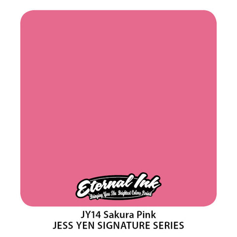 Eternal Ink Jess Yen Set - Sakura Pink