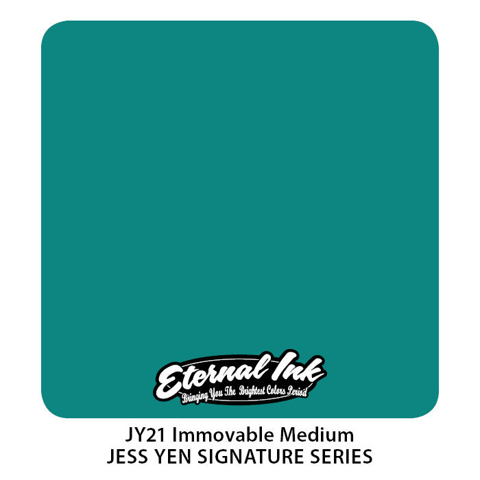 Eternal Ink Jess Yen Set - Immovable Medium